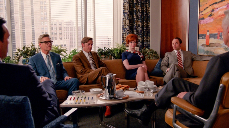 Mad Men Office