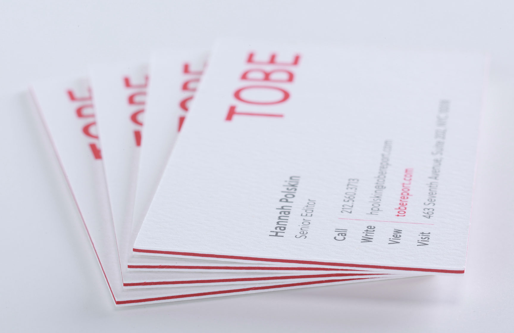 Business Cards That Mean Business | lifeinhighres
