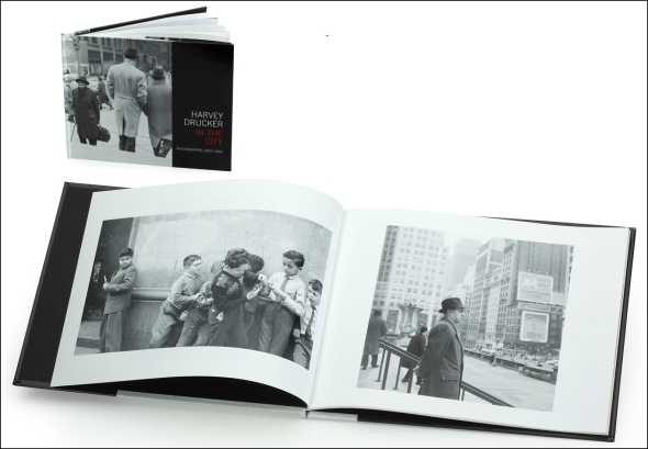 Harvey Drucker phography book